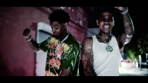 Hotboy Wes Feat. Big Scarr - Free Smoke (Video)
