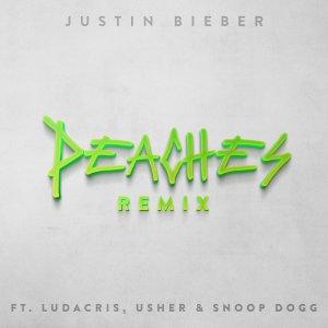 Justin Bieber – Peaches (Remix) Ft. Snoop Dogg, Usher & Ludacris
