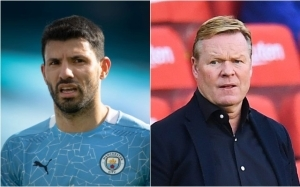 Ronald Koeman's Barcelona future in question as the board look to seal megastar signing against his will