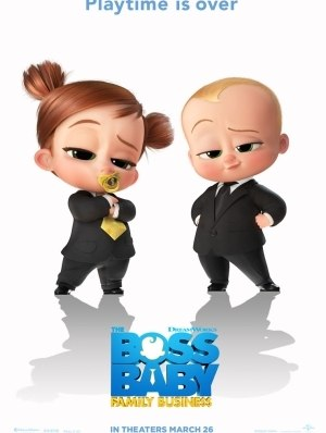 The Boss Baby: Family Business (2021) (Animation)