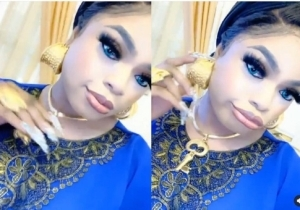 Shame On You – Bobrisky Hoot At Haters After She Got Herself A G-Wagon – Claims She's Richer Than Their Family