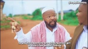 LaughPillsComedy - Early Sunday Morning Starr. Alhaji Musa (Comedy Video)