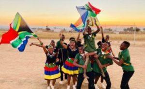 Ndlovu Youth Choir – Shosholoza ft. Kaunda Ntunja (Video)