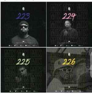 DJ PH – 4 Mixes (223, 224, 225 & 226)