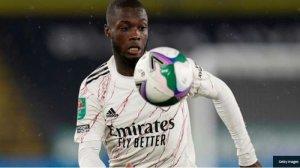 Pepe Has A BIG FUTURE At Arsenal – Campbell