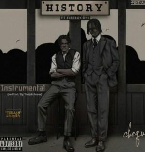 Cheque – History Ft. Fireboy DML (Instrumental)