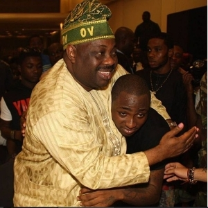 Baby Mama's Father, Dele Momodu Congratulates Davido Over New Single 'FEM'