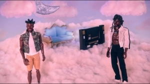EARTHGANG - Options Ft. Wale (Video)