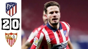 Atletico Madrid vs Sevilla 2 - 0 (LA Liga Goals & Highlights 2021)