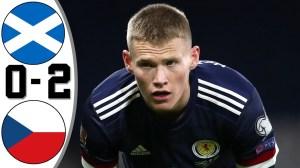 ScotIand vs Czech RepubIic 0 - 2  (EURO 2020 Goals & Highlights)