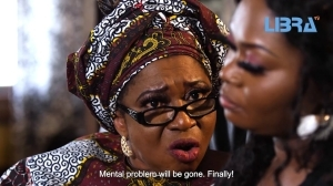 Out Of Her Mind (2021 Yoruba Movie)