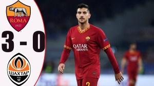 Roma vs Shaktar Donetsk 3 - 0 (UEL Goals & Highlights 2021)