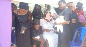 Burial Photos The NTA Staff Who Was Stoned To Death In Kogi