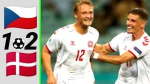 Czech Republic vs Denmark 1 - 2 (EURO 2020 Goals & Highlights)