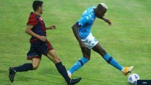 Ndidi Backs Osimhen To Shine At Napoli