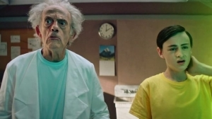 Rick and Morty Drops Live-Action Promo Featuring Christopher Lloyd