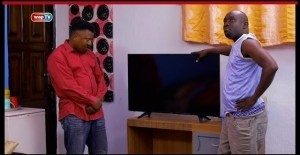 Akpan and Oduma - Magic TV (Comedy Video)