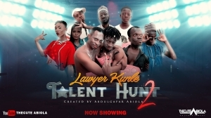 TheCute Abiola - The Talent Hunt [Part 2] (Comedy Video)