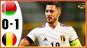 Belarus vs Belgium 0 − 1 (2022 World Cup Qualifiers Goals & Highlights)