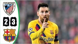 Athletic Bilbao vs Barcelona 2 - 3 (LA Liga Goals & Highlights 2021)