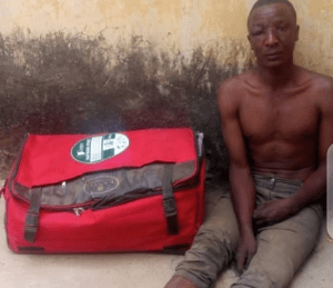 Man arrested for killing14-year-old girl over pregnancy ownership (photo)