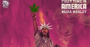 Naira Marley – First Time In America (Instrumental)