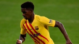 Southampton challenged by AC Milan for Barcelona left-back Junior Firpo
