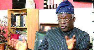 Why Nigeria's progress is slow, by Falana