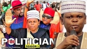 The Politicians (Old Nollywood Movie)