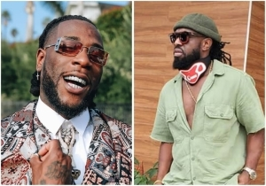 Timaya Made Me Stop Caring About Being The Best, No One Paved Way For Me – Burna Boy