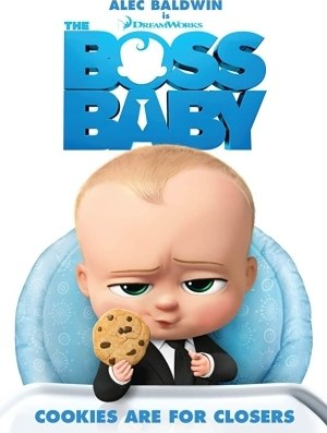 The Boss Baby (2017) [Movie]