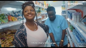 Officer Woos – Shopping Spree (Comedy Video)