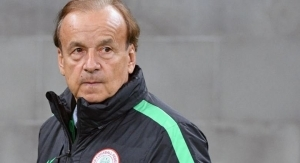 Gernot Rohr Blamed For Super Eagles' Drop In FIFA Rankings