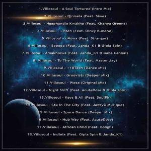 Villosoul – Night Shift (feat. Acutedose for Pianohub & Gipla Spin)
