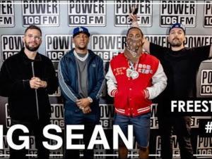 Big Sean – Big Sean L.A. Leakers Freestyle