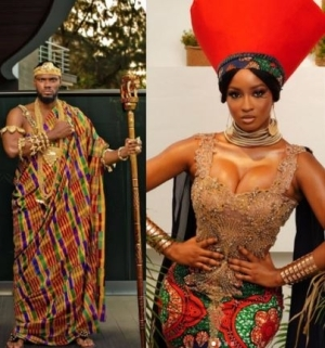 See How Nigeria Celebrities Showed Up For The Premiere Of