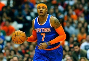 American Basketball Player Carmelo Anthony Biography & Net Worth (See Details)