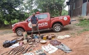 Amotekun arrest suspected body parts dealer in Ibadan
