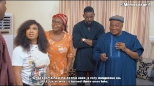 Mr Macaroni  – In-law From Ghana Starr.  Olaiya Igwe, Mawuli (Comedy Video)