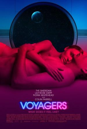 Voyagers (2021) HDCAM