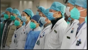 Chinese Doctors Set To Arrive Today To Aid In The Fight Against Coronavirus