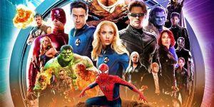 Avengers Fan Poster Unites Spider-Man, X-Men & More Pre-MCU Characters
