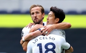 Harry Kane absent from Tottenham matchday graphic amid transfer speculation