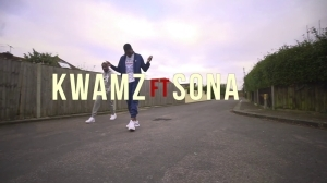 Kwamz Ft. Sona – Again  (Music Video)