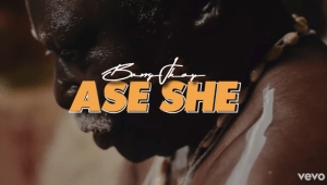 Barry Jhay – Ashe She (Video)