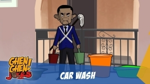 KOJO - THE CAR WASHER (Animation) (Comedy Video)