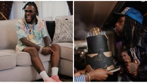 """""""I Wasn't Sure I'd Even See Age 30"""" – Burna Boy Reveals As He Appreciates Those Who Celebrated His Birthday"""
