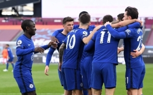Premier League team of the week: Chelsea dominate, plus places for Liverpool and Leicester stars