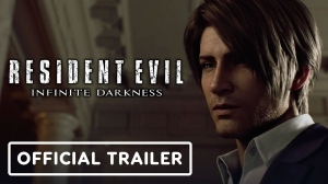 Resident Evil: Infinite Darkness (2021) - Official Trailer