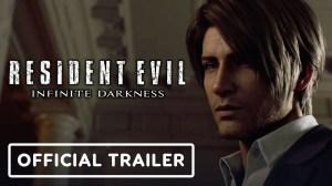 Resident Evil: Infinite Darkness (2021) - Official Trailer